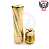 Using Purge Mods' signature beefy switch with thick copper contacts, the Twiztid mech hits incredibly hard.