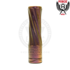 The Twiztid Mech MOD's Chimera finish is carefully placed over the C145 Tellurium Copper chassis, delivering outstanding conductivity to the palm of your hand.