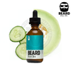 Crispy cucumber and mouthwatering melon are what give Beard Colors' Blue its signature profile.