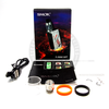 Smok has included all you'll need to start vaping like a pro with the full T-Priv Kit!