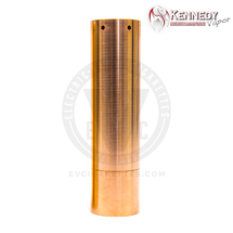 The Kennedy Vapor Roundhouse 270 Mech MOD in Copper