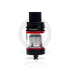 The TFV8 X-Baby Sub-Ohm Tank in a Black finish.