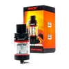 Utilizing raised air intake slots, the TFV8 X-Baby is practically a man now—you can't get this thing to leak for anything. Not even if you push it down in the sandbox and it skins its knee, like, really bad.