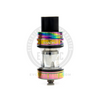 The TFV8 X-Baby Sub-Ohm Tank in a 7-Color Rainbow finish.