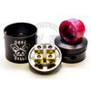The pseudo-postless design of the Dead Rabbit RDA's build deck allows users to take advantage of the device's vertical build space.