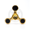 The high-rating bearing in each spinner endows this piece of hardware with long spin times.