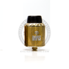 The AMPUS Screwless RDA by Ampus Vape in Gold
