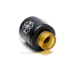 The ULTEM drip tip of the dotRDA is removable and easily interchanged with any other 810 drip tips.