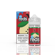 7Daze E-Liquid - Reds Apple Iced
