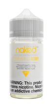 Naked 100 Cream E-Liquid - Pineapple Berry
