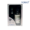 The Naked 100 E-Liquid & Ohmie Sub-Ohm Tank Atomizer Bundle with Green Blast and green tank accents.