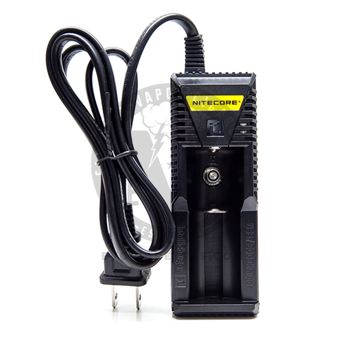 The NiteCore Intellicharger i1 Battery Charger may be tiny-minded, but it's got a big heart!