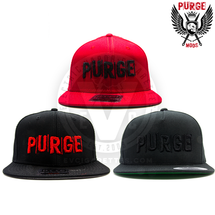 Purge Snapback Hat by Purge Mods