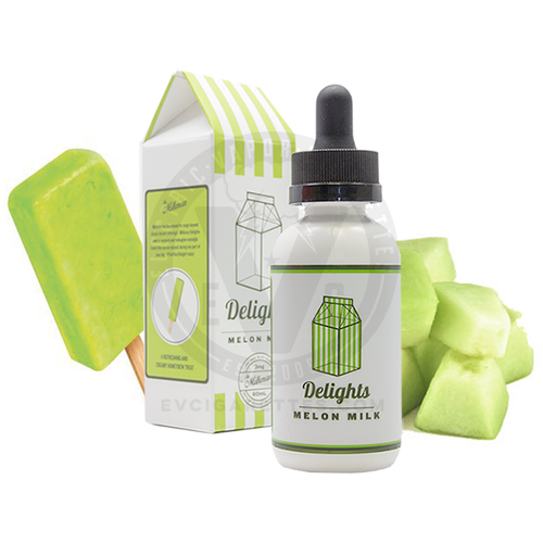 Melon Milk | The Milkman Delights E-Liquid