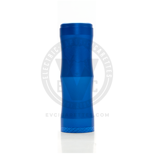 The Sarov Mech MOD by Vaperz Cloud in Blue Anodized Aluminum