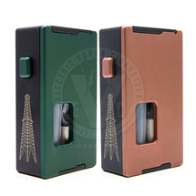 VapeAMP Squonk Box MOD by Vaping American Made Products (VAMP)