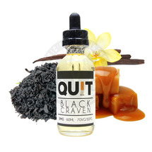 Quit E-Liquid - Black Craven