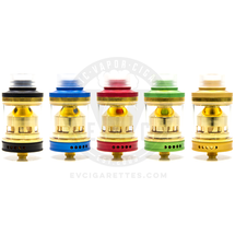 Wake Sub-Ohm Tank Atomizer by Wake Mod Co.