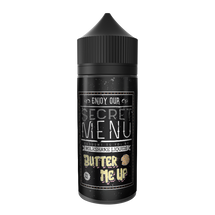 Secret Menu E-Liquid - Butter Me Up