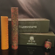 Coated Hammer Mech MOD & Elite V2 RDA by Armageddon Mfg.