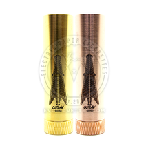 Outlaw 20700 Mech by Vaping American Made Products (VAMP)