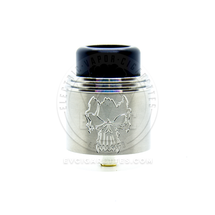 Titanium Redemption (Silver Deck) 24mm RDA by Armageddon Mfg.