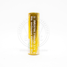 VapCell INR20700 3100mAh Battery - 30A (GOLD/WHITE)