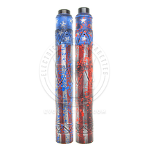 Coated Oden 25 Stack 20650 Mech MOD Kit by Armageddon Mfg.