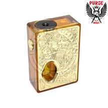 "ULTEM Squonk Box ""Hagermann Edition"" by Purge Mods"