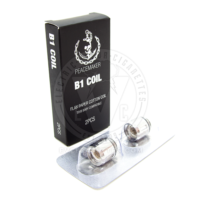 PeaceMaker Atomizer Coil Heads