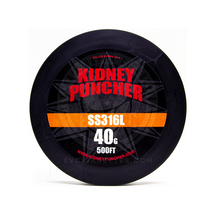 Kidney Puncher SS316L Wire Spool (Non-Sandvik Wire)