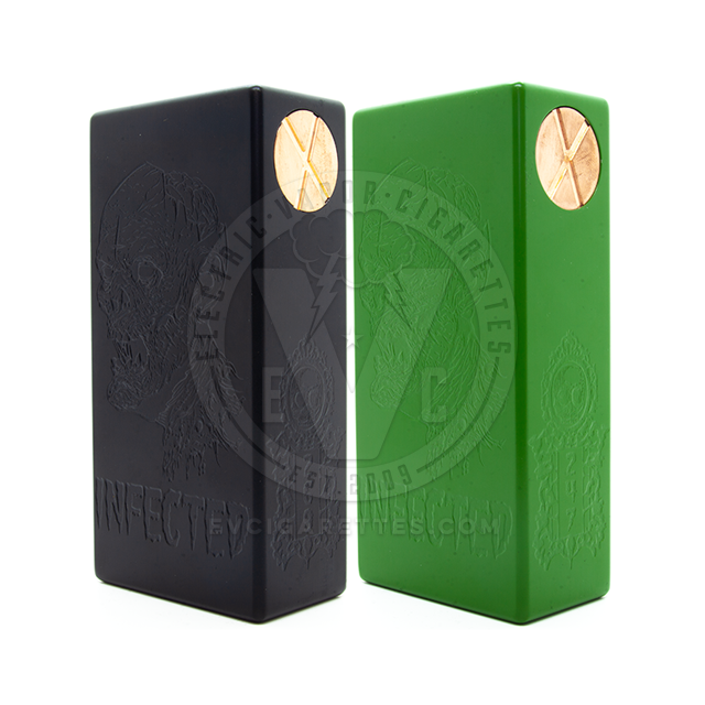 Infected 20700 Series Mechanical Box MOD by Deathwish Modz