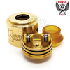 NOTE: Carnage RDA Deck may come in Brass or Stainless Steel.