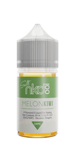 Naked 100 Salt E-Liquid - Melon Kiwi