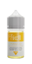 Naked 100 Salt E-Liquid - Mango