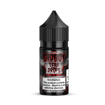 Sadboy Tear Drops Salt E-Liquid - Straw Jam Cookie