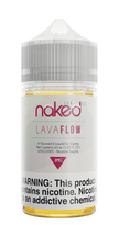 Naked 100 Ice E-Liquid - Lava Flow Ice