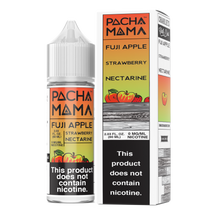 Pachamama E-Liquid - Fuji Apple Strawberry Nectarine