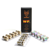 SnowWolf WF | WF-H Atomizer Coil Heads (5pcs) by Sigelei