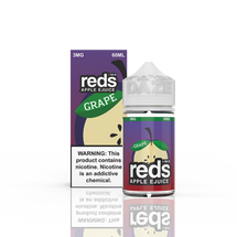 7Daze E-Liquid - Grape Reds Apple