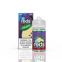 Reds Apple E-Liquid - Grape Apple Iced