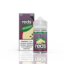 7Daze E-Liquid - Berries Reds Apple