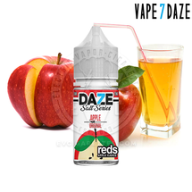 7Daze Salt Series E-Liquid - Reds Apple SALT