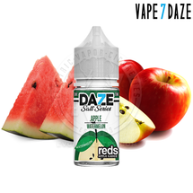 7Daze Salt Series E-Liquid - Watermelon Reds Apple SALT