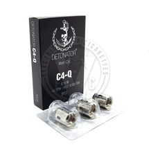Detonator Atomizer Coil Heads (3pcs) by Squid Industries