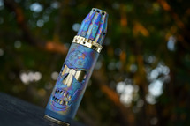 Magnum Saw 20700 Mech MOD Kit (Anodized Skull Sleeve) by Comp Lyfe