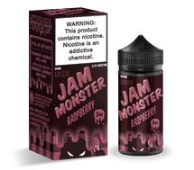 Jam Monster E-Liquid - Raspberry Jam