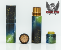 Turbo Stack 20700 Mech MOD & Silencer Cap by Purge Mods
