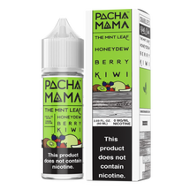 Pachamama E-Liquid - The Mint Leaf | Honeydew Berry Kiwi