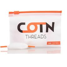 COTN Threads (Pre-Rolled Cotton) (20pcs)